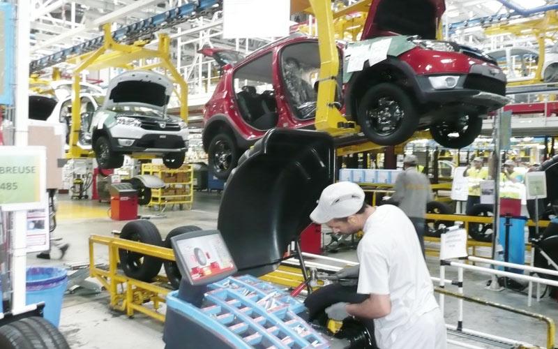 Adéquation formation-emploi dans l'automobile