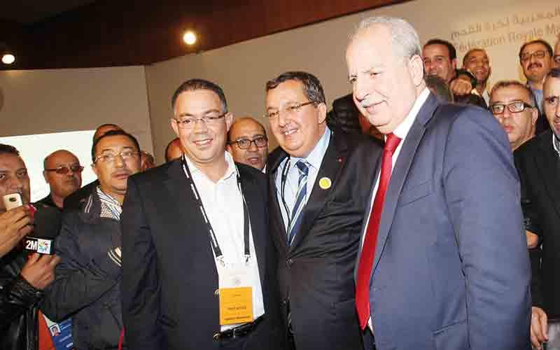 Retrospective 2014: Election, un nouveau patron pour la FRMF