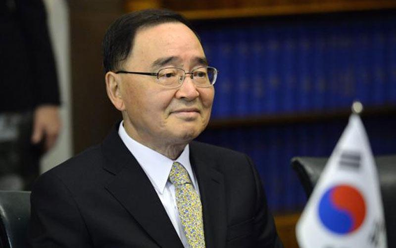 Le Premier Ministre coréen en visite au Maroc du 24 au 26 novembre 2014