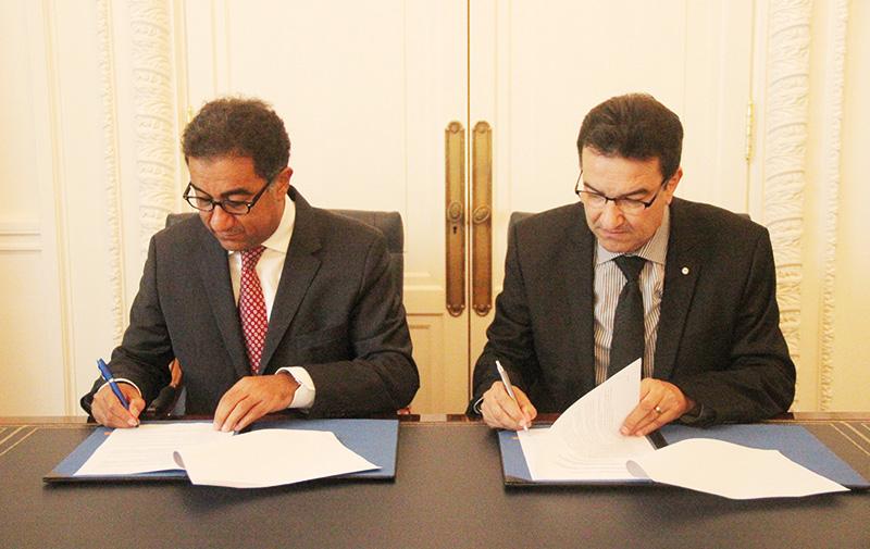 Nouveau partenariat pour l'Union pour la méditerranée