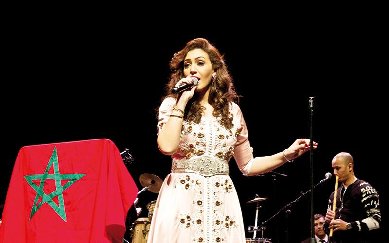 Concert pour la tolérance : La Fouine, Youssoupha, Saâd Lamjarred  et Asmaa Lamnawar y seront !