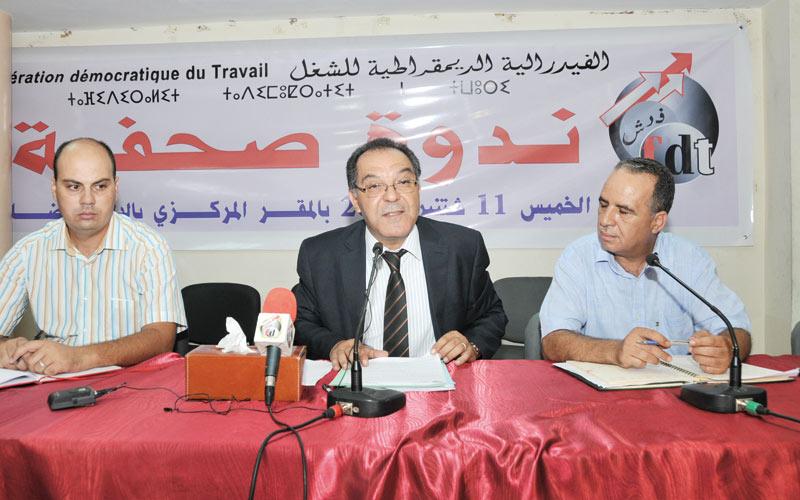 La FDT maintient l'appel à la grève générale