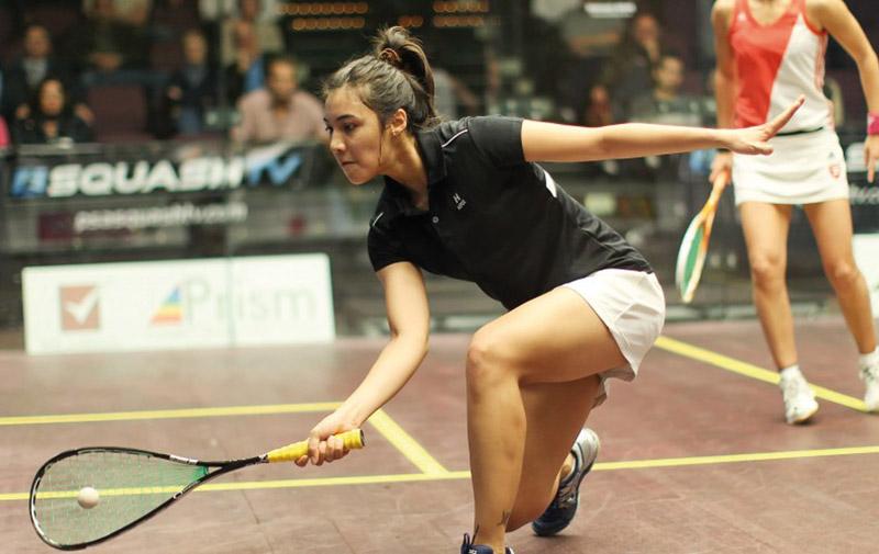 Le Mondial de squash annulé !