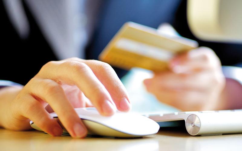 E-commerce: Plus de 2 millions d'opérations  de paiement en ligne en 2014