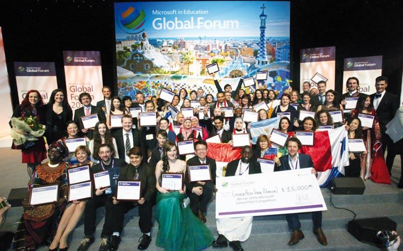 Microsoft in Education Global Forum: La technologie au service de l'enseignement