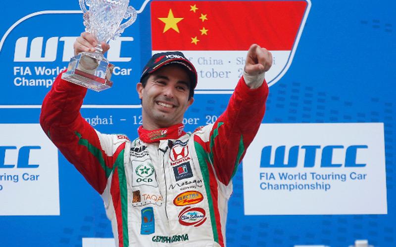 WTCC : Première victoire de Mehdi Bennani