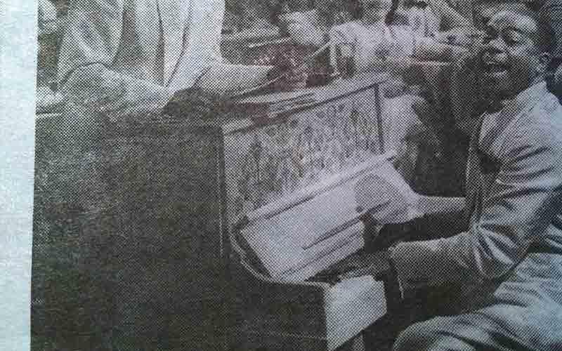 3,4 millions de dollars pour le piano de «Casablanca»