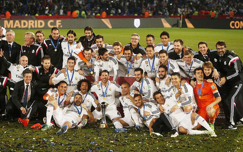 Coupe du monde des clubs au Maroc: le Real de Madrid sur un nuage