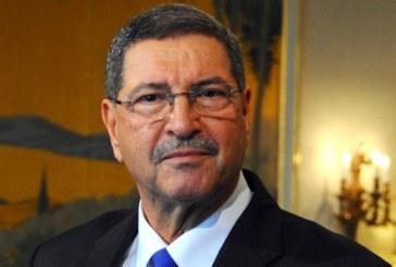 Le chef du gouvernement tunisien attendu au Maroc mardi