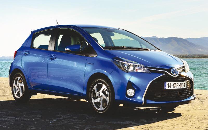Nouvelle Toyota Yaris2015: Parée pour la reconquête