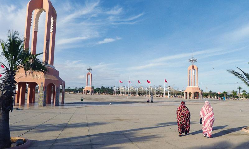 Laâyoune : Une caravane pour réitérer l'attachement  à l'autonomie