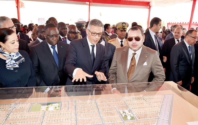 Cité des fonctionnaires à Dakar : Remise des clés à 10 acquéreurs