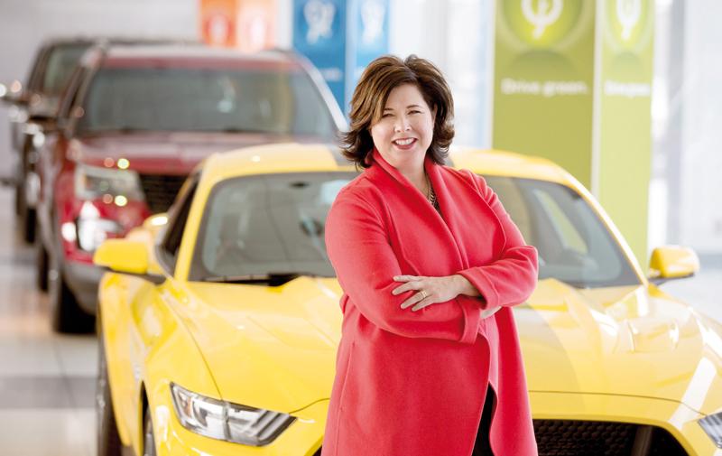 Rapport «Looking Further» de Ford: Les consommateurs seront plus  heureux en 2016 !
