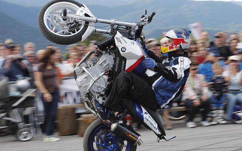 4ème Stunt Championship  ça «vroume» au  Morocco Mall