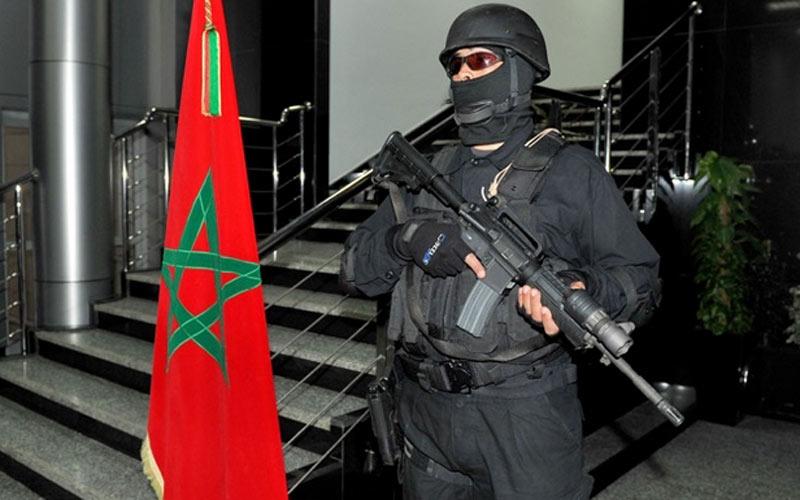 Arrestation d'un partisan de l'EI à Laroui, province de Nador