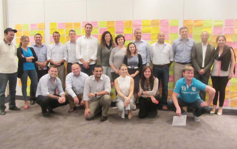L'association l'Heure Joyeuse bénéficie d'un workshop stratégique: Mondelēz International fait dans le social