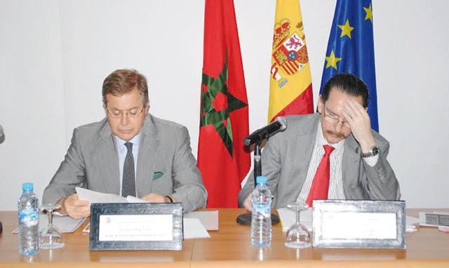 Maroc-Espagne : Prospection d'opportunités en matière de transport et de logistique
