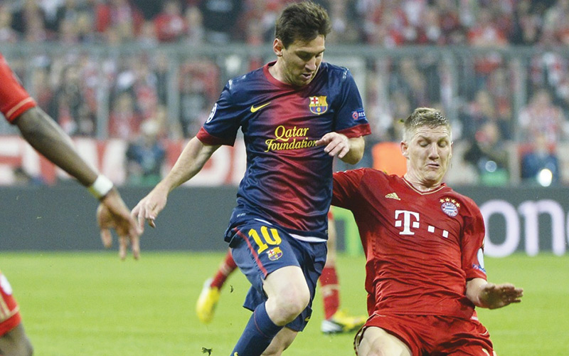 Le Barça en doit une au Bayern