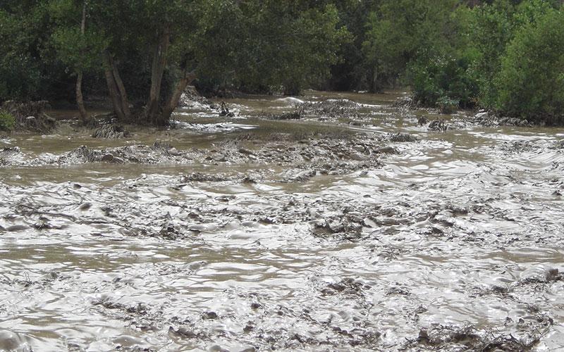 Inondations Azilal : Trois femmes et deux petites filles portées disparues