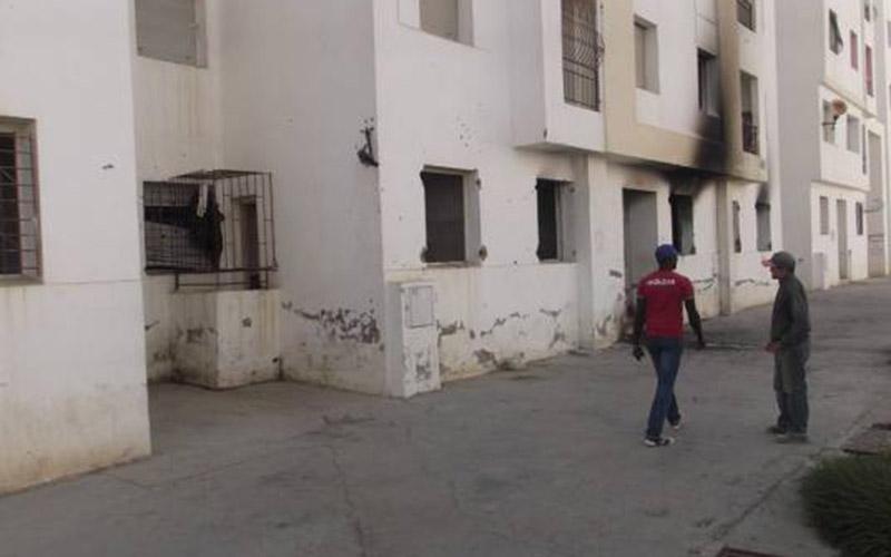 Emeutes de Boukhalef: Trois personnes devant le juge