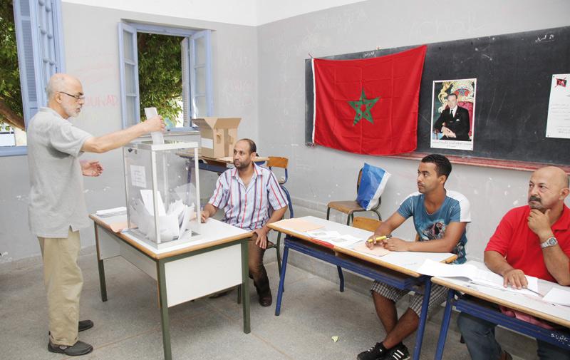 Elections communales et régionales : Un taux de participation de 12 % à midi