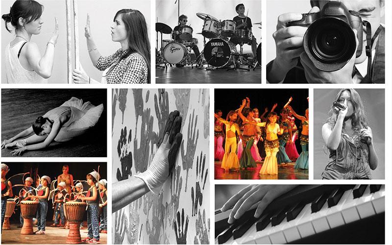 Journées portes ouvertes au Studio  des arts vivants à Casablanca