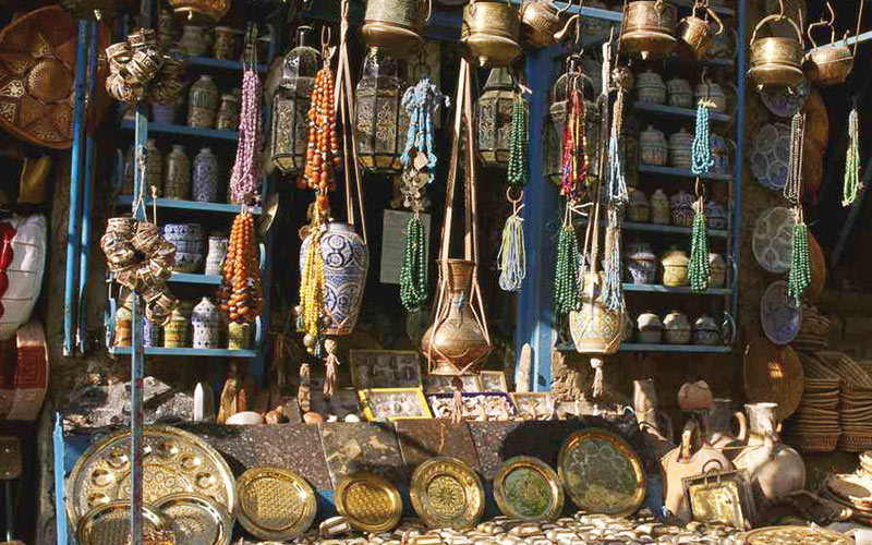 Dakhla: L'artisanat fait son exposition