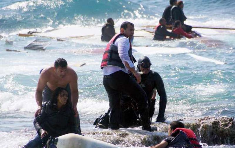 Migration : Quatre enfants morts noyés au large de Canakkale en Turquie