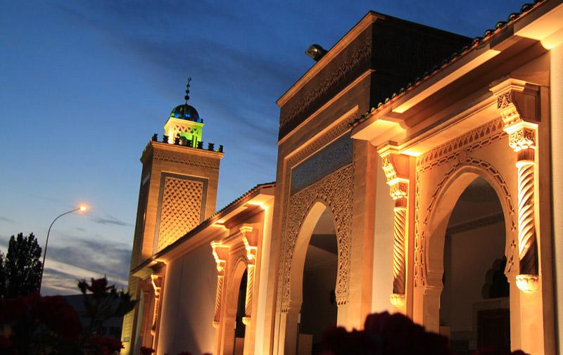 France : La Grande Mosquée Mohammed VI aux journées européennes du patrimoine