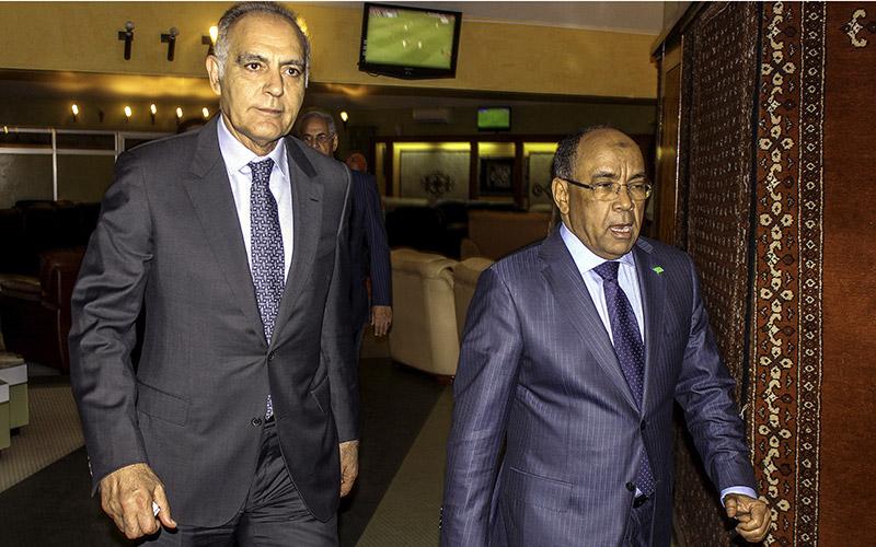 Diplomatie : Mezouar en visite en Mauritanie