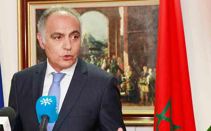 Mezouar souligne la «grande maturité» du partenariat  Maroc-UE