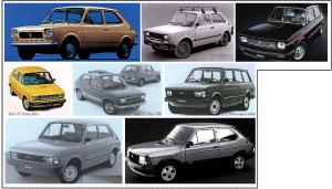 Fiat 127 : Résolument moderne !