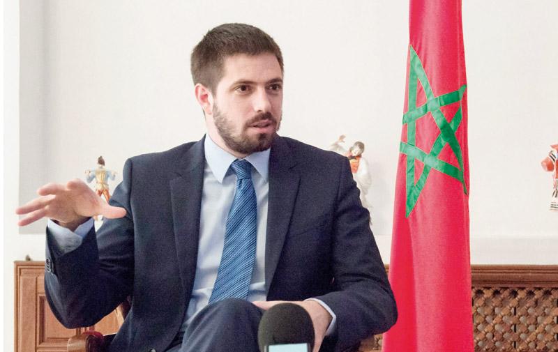 Migration, Syrie, Sahara…  les confessions de Levente Magyar