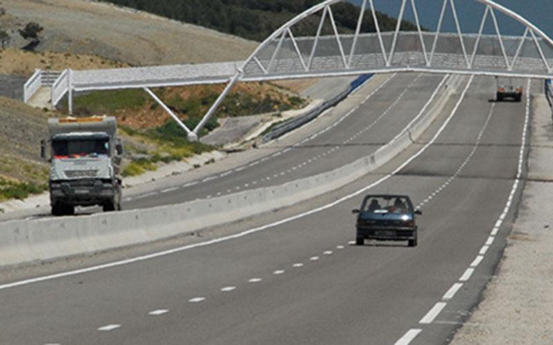Autoroute coupée entre Berrechid et Settat en direction de Marrakech à cause d'un accident