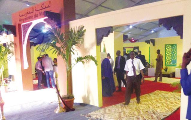 Foire d'exposition internationale de Bamako: Le Maroc présent en force