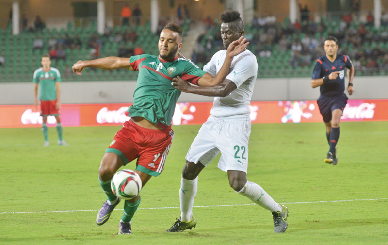 Maroc-Guinée: Un match pour rectifier le tir