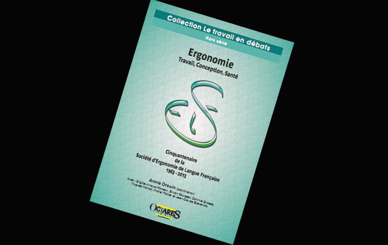 Livre/Ergonomie : Travail, Conception, Santé de Anne-Marie Drouin-Hans