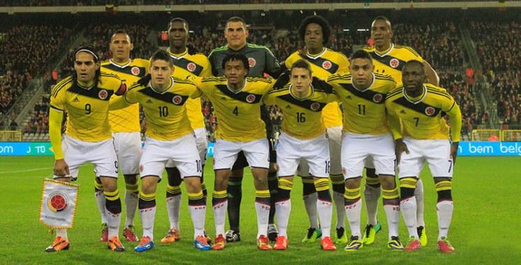 Coupe du monde 2014 : Equipe de la Colombie