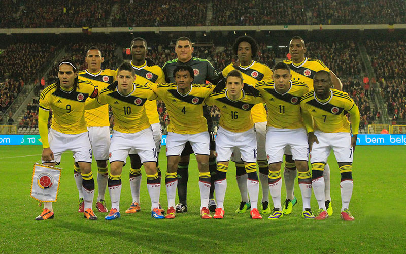Coupe du monde 2014 equipe de la colombie aujourd 39 hui le maroc - Equipe argentine coupe du monde 2014 ...