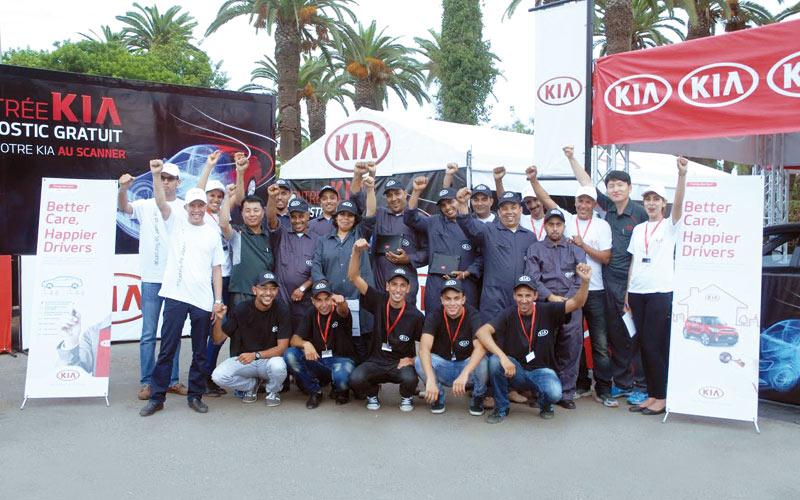Kia Maroc: Opération reconquête