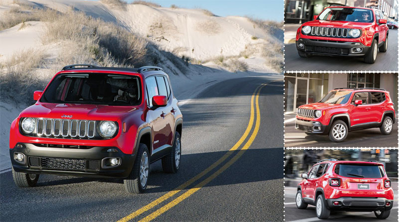 Renegade : La «Baby-Jeep» arrive !