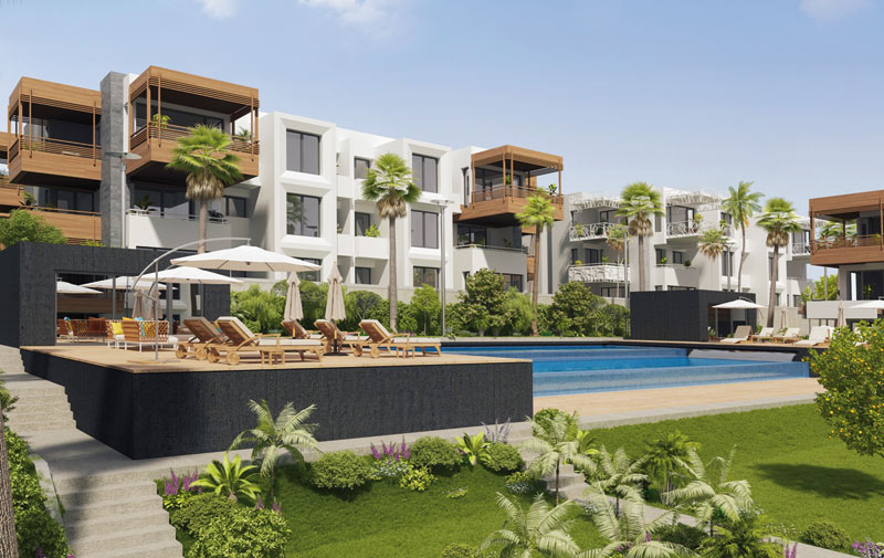Saham Immobilier dévoile «Vert Marine»