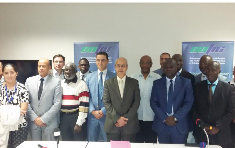 Partenariat maroco-ivoirien dans le domaine des TIC