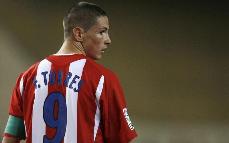 Fernando Torres de retour à l'Atlético Madrid