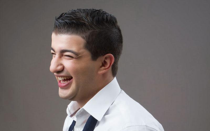 Spectacle du jeune humoriste Hamza Filali à Rabat