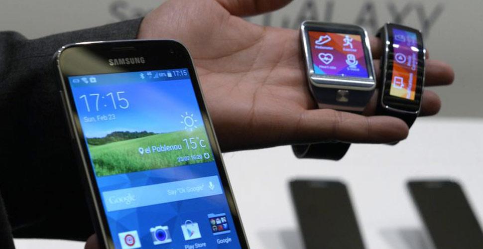 Maroc Telecom lance le Samsung Galaxy S5 avec la montre  Samsung Gear Fit