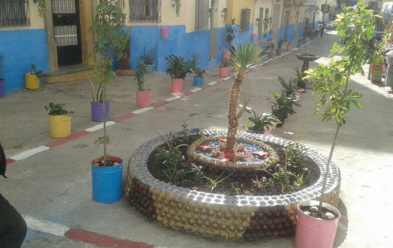 Tanger: Quand les quartiers populaires se transforment en jardins partagés