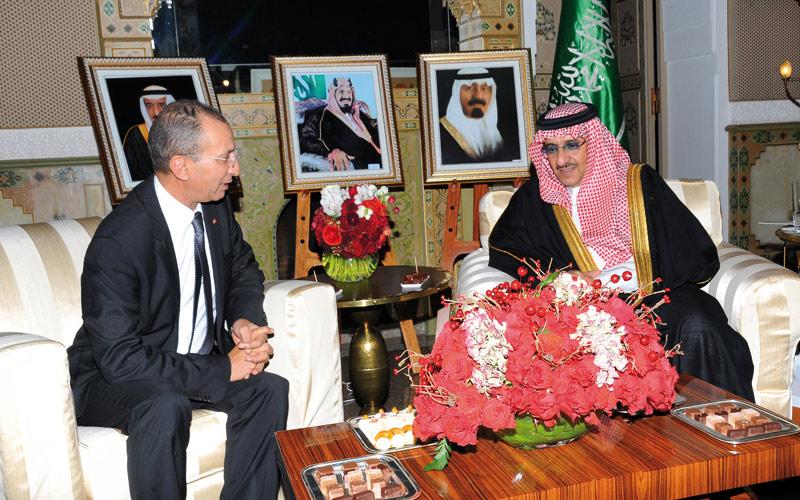 Message royal au Conseil des ministres arabes de l'intérieur