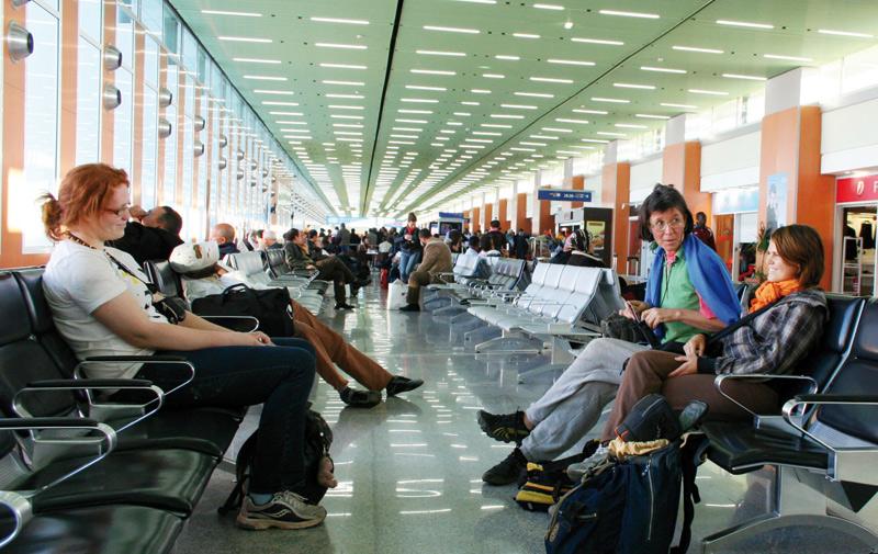Statistiques de l'Office national des aéroports: L'Europe représente 72,15% du trafic aérien de nos aéroports