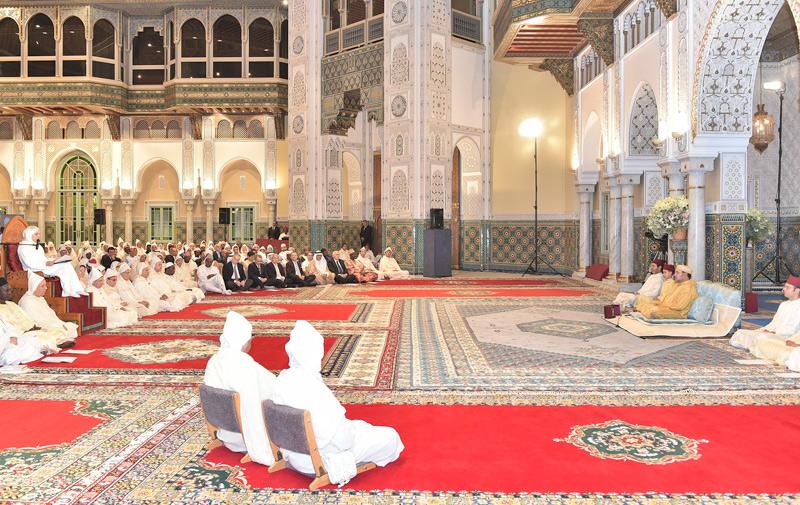 La Fondation Mohammed VI  des ouléma africains voit le jour